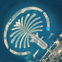 Foto tirada no(a) Rixos The Palm Dubai por Olga Olga A. em 5/19/2013