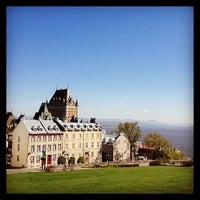 Foto diambil di Citadelle de Québec oleh Shelagh S. pada 5/15/2013