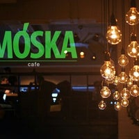 Foto scattata a Moska Bar da Marsel' R. il 5/12/2013