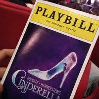 Foto tirada no(a) Cinderella on Broadway por IMG .. em 3/20/2013