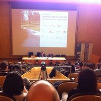Foto scattata a Escola Tècnica Superior d'Arquitectura da Enrique Alario A. il 12/13/2013