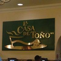 6/17/2013にtONy G.がLa Casa de Toñoで撮った写真