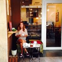 9/12/2014 tarihinde Eda S.ziyaretçi tarafından Spice Café'de çekilen fotoğraf