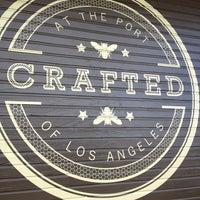 Foto tirada no(a) CRAFTED at the Port of Los Angeles por Miss M em 1/27/2013