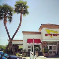 Photo taken at In-N-Out Burger by Lauren C. on 4/23/2013