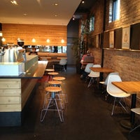 9/28/2012にJeffがThe Coffee Studioで撮った写真