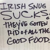Foto scattata a Irish Snug da Jay W. il 1/30/2013