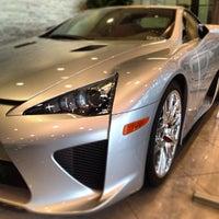 Снимок сделан в Lexus of Austin пользователем Used Car Ricky 5/16/2013