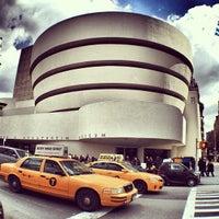 Foto tomada en Solomon R Guggenheim Museum por Simon C. el 3/27/2013