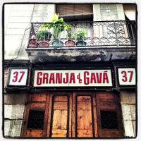 Снимок сделан в Granja Gavà пользователем Alejandro C. 4/1/2013