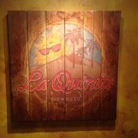 12/23/2013にScott S.がLa Quinta Brewing Co.で撮った写真