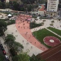 Das Foto wurde bei Praça Franklin Roosevelt von Andre P. am 3/16/2013 aufgenommen