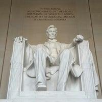 Photo prise au Mémorial Lincoln par Arik F. le7/24/2013
