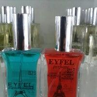 Eyfel Parfum Hacet şube Alanyada Parfümeri