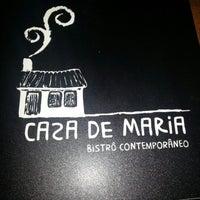 Das Foto wurde bei Casa de Maria von Leonardo H. am 10/2/2012 aufgenommen