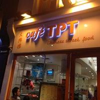 Foto diambil di Café TPT oleh matt pada 4/19/2013