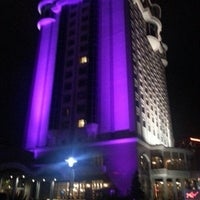 Снимок сделан в WOW Istanbul Hotels & Convention Center пользователем Fikret 12/1/2012