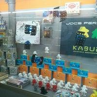 Foto tomada en Kaburi Rol & Games por David S. el 4/23/2014