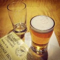 4/20/2013にJennifer K.がRockford Brewing Companyで撮った写真