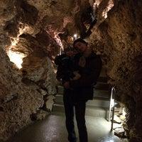 Das Foto wurde bei Szemlő-hegyi-barlang von Julia S. am 12/12/2015 aufgenommen