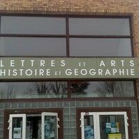 Das Foto wurde bei Université d'Artois - Arras von J.D. C. am 3/15/2013 aufgenommen