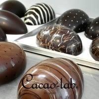 Das Foto wurde bei Cacao-lab Milano von baptiste r. am 3/21/2016 aufgenommen