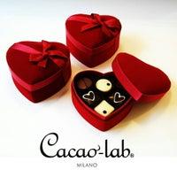 Das Foto wurde bei Cacao-lab Milano von baptiste r. am 2/8/2016 aufgenommen