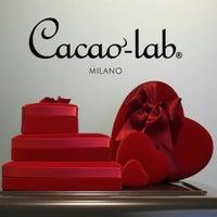Das Foto wurde bei Cacao-lab Milano von baptiste r. am 2/11/2016 aufgenommen