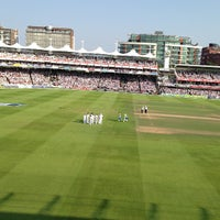 Photo prise au Lord's Cricket Ground (MCC) par Marc M. le7/21/2013