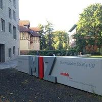 Das Foto wurde bei Medieninnovationszentrum Babelsberg (MIZ) von Henrik B. am 8/29/2013 aufgenommen