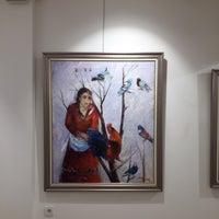 3/30/2018 tarihinde Emine A.ziyaretçi tarafından Galeri Soyut'de çekilen fotoğraf