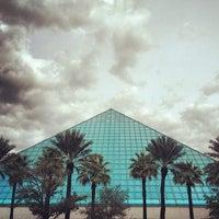 Das Foto wurde bei Moody Gardens von Soleil D. am 1/10/2013 aufgenommen