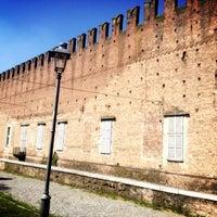 Foto diambil di Castello Di Belgioioso oleh Marcello F. pada 4/24/2013