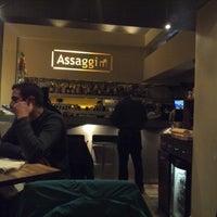 รูปภาพถ่ายที่ Assaggi โดย Julien เมื่อ 11/2/2012
