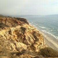 Das Foto wurde bei Torrey Pines State Beach von Edgar G. am 9/2/2013 aufgenommen