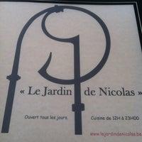 Photo prise au Jardin de Nicolas par Nelly N. le9/30/2012
