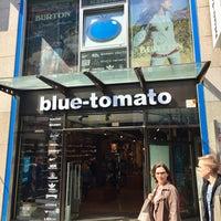 ece5915a6e645e ... Photo taken at Blue Tomato by Thorsten S. on 5 9 2017