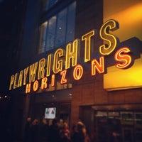 Foto diambil di Playwrights Horizons oleh Brian B. pada 4/7/2013