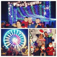 Foto scattata a Austin Trail of Lights da Jon E. il 12/16/2014