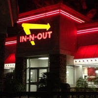 Photo taken at In-N-Out Burger by UrbanFoodMaven on 11/25/2012