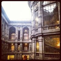7/22/2013 tarihinde ✈ Daniel'z ⑭ziyaretçi tarafından Museo Nacional de Arte (MUNAL)'de çekilen fotoğraf