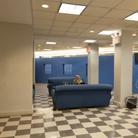 Foto tomada en NYU Third Avenue North Residence Hall por NYU el 12/4/2012