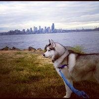 7/24/2012 tarihinde Brett R.ziyaretçi tarafından Alki Beach Park'de çekilen fotoğraf