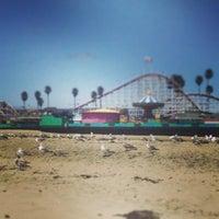 Photo Taken At Santa Cruz Main Beach By Jana H On 5 11