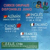 Foto tomada en Ceele Chile centro de idiomas por Pablo E. el 5/28/2015