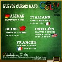 Foto tomada en Ceele Chile centro de idiomas por Pablo E. el 5/4/2015