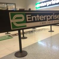 Photo taken at Enterprise Rental Car by Michael O. on 1/25/2013