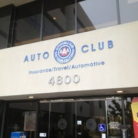 Photo Taken At Aaa Automobile Club Of Southern California By Rhian M On 3