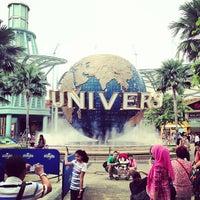 7/18/2013 tarihinde Mika EunJin K.ziyaretçi tarafından Universal Studios Singapore'de çekilen fotoğraf