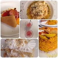 Foto tomada en Restaurante L'Atelier por Elena G. el 5/10/2014